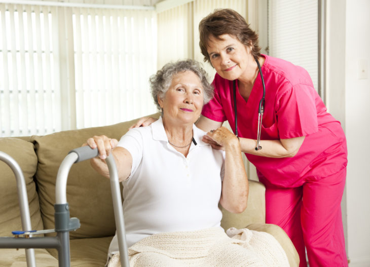 Activities For Aging People in Nursing Care Home